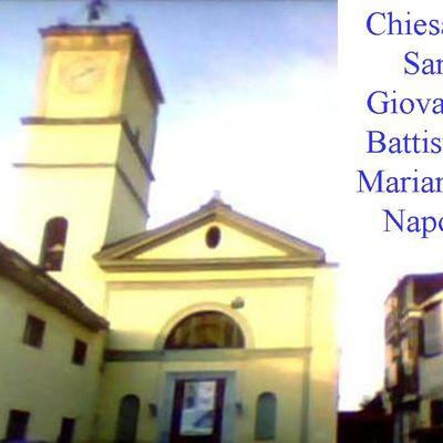 Chiesa di Marianella Napoli poesia di vita
