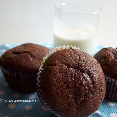 CAKE AU CHOCOLAT NOIR ET AU LAIT FERMENTÉ