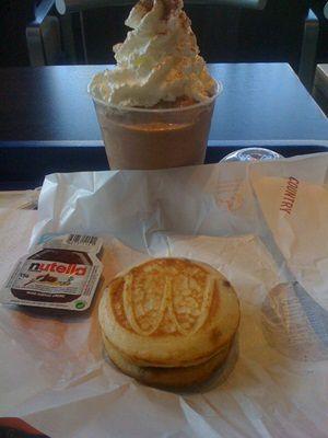 Mc Donalds Frühstück
