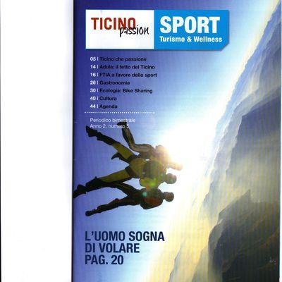 Intervista su Ticino Passion Sport
