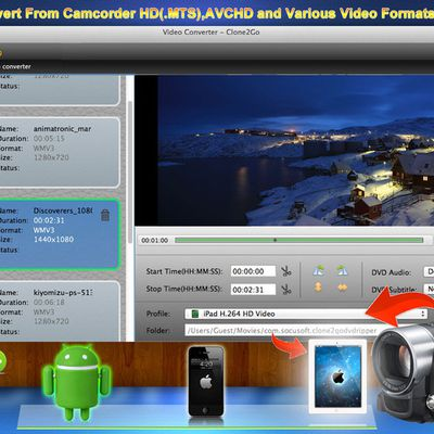Best Free Video Converter for Mac