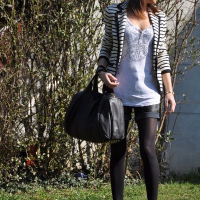 Pantalon devenu short !!!!