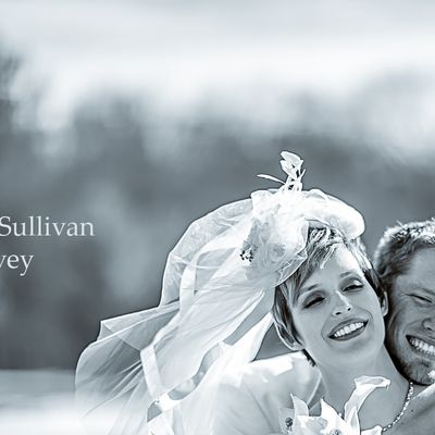 McKey Sullivan (America's Next Top Model winner) and Sam Alvey (Ultimate Fighter) : wedding!