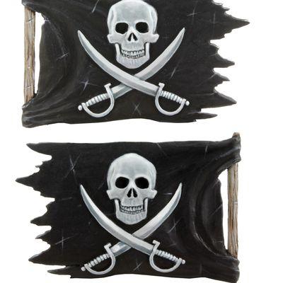 Tabletop-Art: Piratenbanner