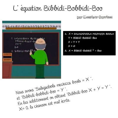 South Park logic