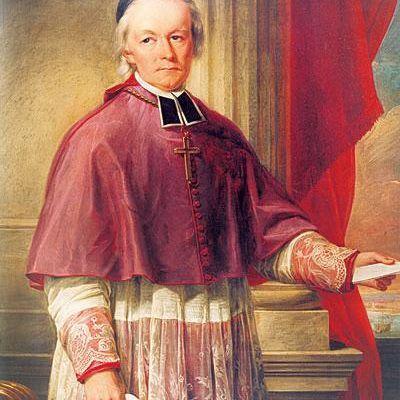 Jean-Jacques LARTIGUE, premier évêque de Montréal, né le 20 juin 1777 à Montréal