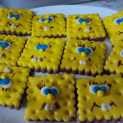 biscuit spongebob