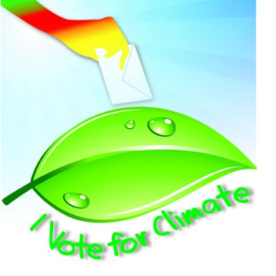 Launch of the ''I Vote for Climate'' campaign