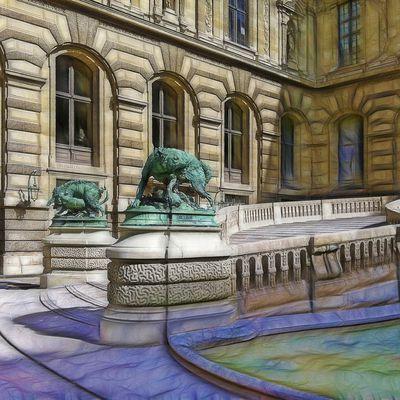 Le Louvre - Département des Arts de l'Islam