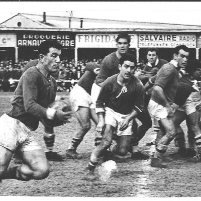 R78)- SOMMAIRE mon rugby (1947/57)..