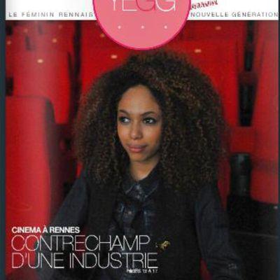Les Tendances by ESMOD RENNES pour YEGG Magazine Juin 2013