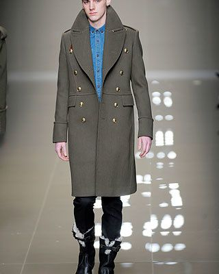 Men's fashion week A/H 2011