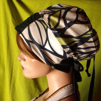 Bonnet- chapeau spécial dreads