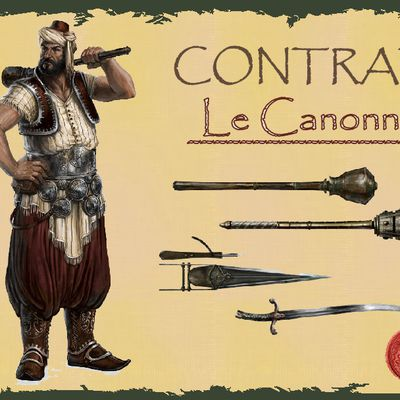 Assassin's Creed Revelations : Le Canonnier