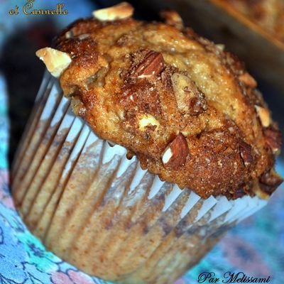 Apple and Cinnamon Muffins: Nigella Lawson's Recipe