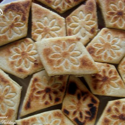 Braj or Bradj: Algerian semolina Sweets with Dates
