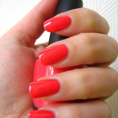 "OPI ""I'm His Coral Friend"""