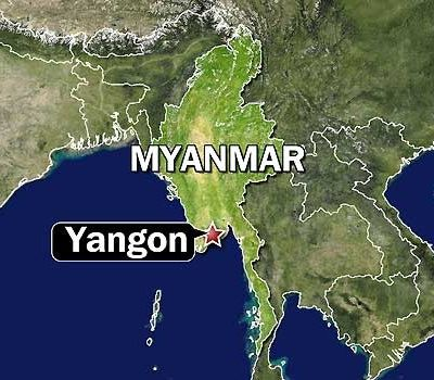 The Growth of Christianity in the Myanmar
