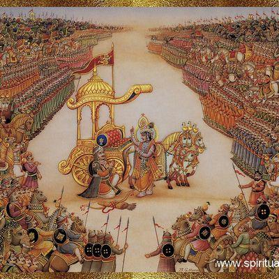 La bhagavad-Gîtà et la Madhyama-màrga.