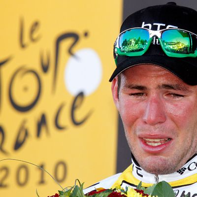 - Mark Cavendish, ou les larmes du bad boy -
