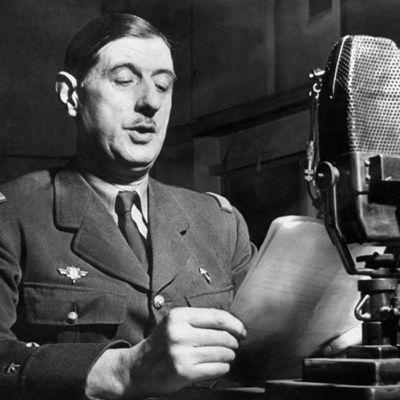 - Quand le général de Gaulle passe le bac -