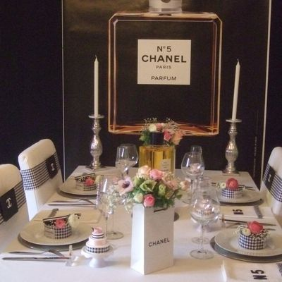 TABLE CHANEL