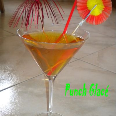 Punch Glacé