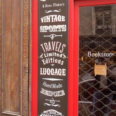 Un anglais à Paris.