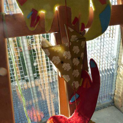 D'autres idées cadeaux - renards...ou une lanterne, à défaut d'autre chose