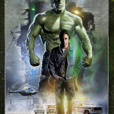 "Review ""L'Incroyable Hulk"" (1977-1990)"
