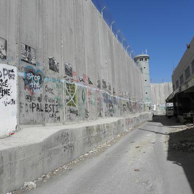 Au loin la Palestine !