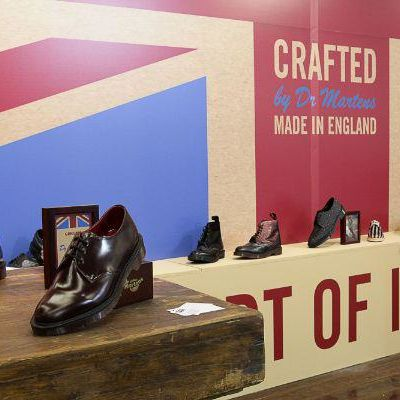 From Pitti With Dr Martens