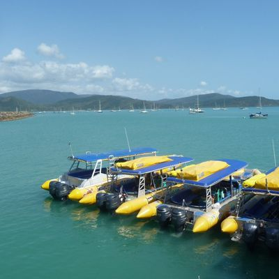 75. Route vers Airlie Beach + Whitsundays