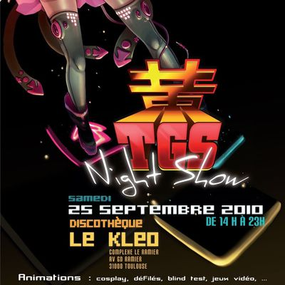 TGS Night Show - 25 septembre 2010