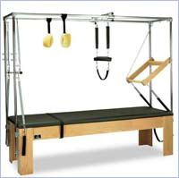 Pilates sur machine
