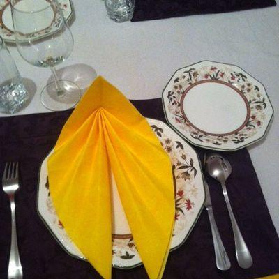 Mes Tables de Noel et du nouvel an : Décembre 2011 !!