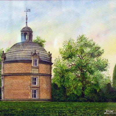 Le château d'Henri IV de Dompierre-sur-Yon et celui de Pichon Longueville Comtesse de Lalande