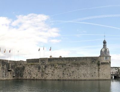 "Concarneau : ""La ville close"""