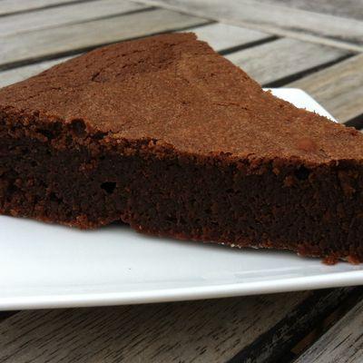Le fondant chocolat (Classique et simplissime)
