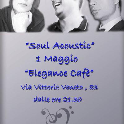 Next Stop For Soul Acoustic ....