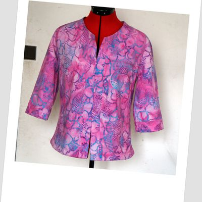 Ma petite blouse 100% Made by Chipecrepes