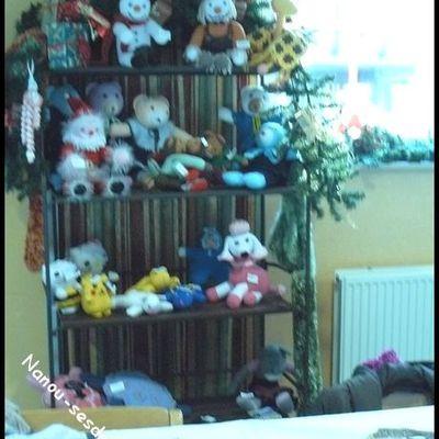 Marché de Noël des 10 et 11 Décembre derniers...
