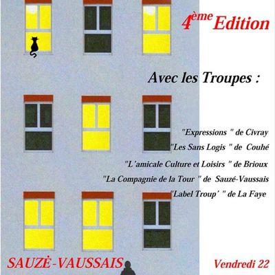 Théâtre entre Voisins 2013