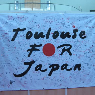 Toulouse For Japan