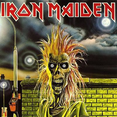Iron Maiden - Iron Maiden (Heavy Metal - 1980)