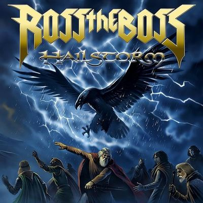 Ross The Boss - Hailstorm (Heavy Metal - 2010)