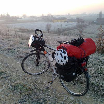 Fahrradtaschen Vaude H20 World Tramp