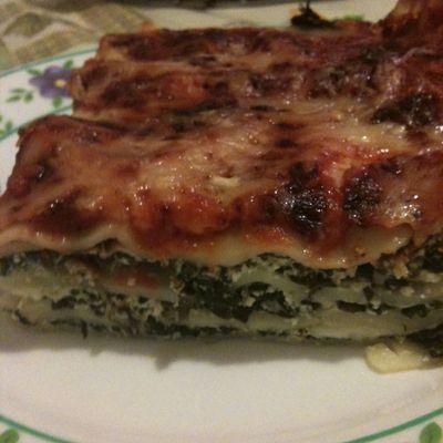 Lasagne Ricotta Epignard