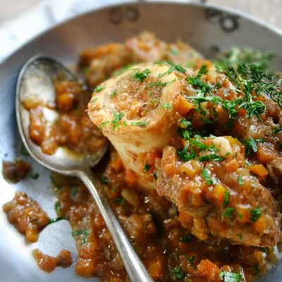 Recette n°210 : Osso Bucco traditionnel