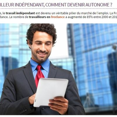 Job : devenir autonome